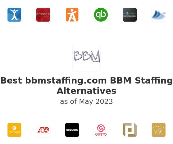 Best BBM Staffing Alternatives