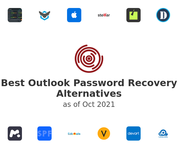 Best Outlook Password Recovery Alternatives