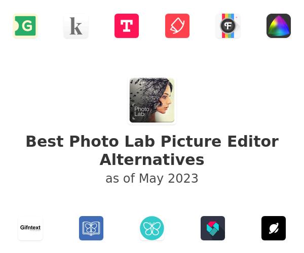 Best Photo Lab Picture Editor Alternatives
