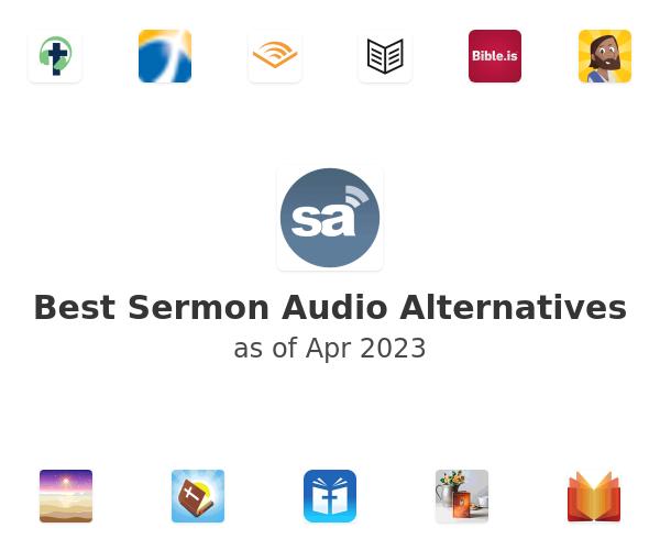 Best Sermon Audio Alternatives