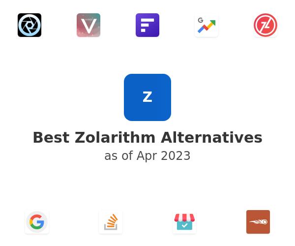 Best Zolarithm Alternatives
