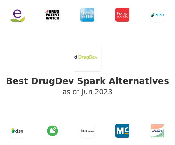 Best DrugDev Spark Alternatives