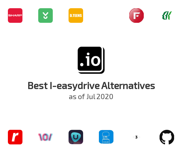 Best I-easydrive Alternatives
