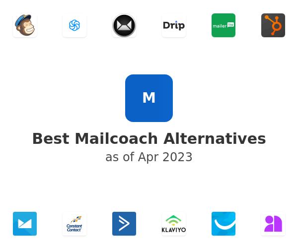 Best Mailcoach Alternatives