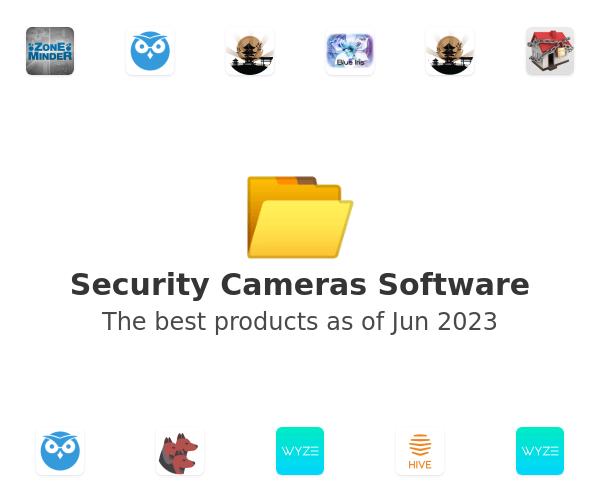 Security Cameras Software
