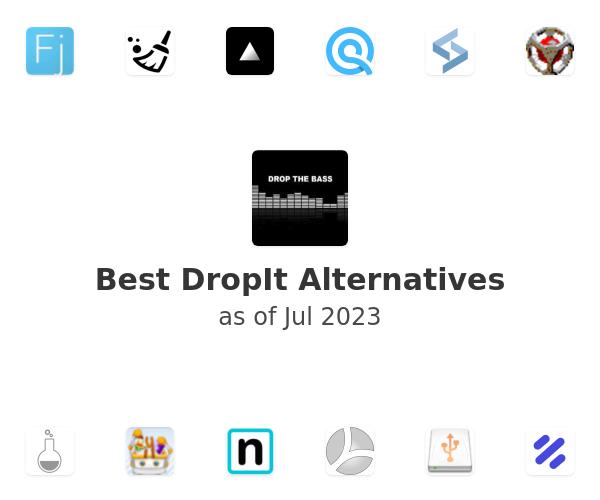 Best DropIt Alternatives