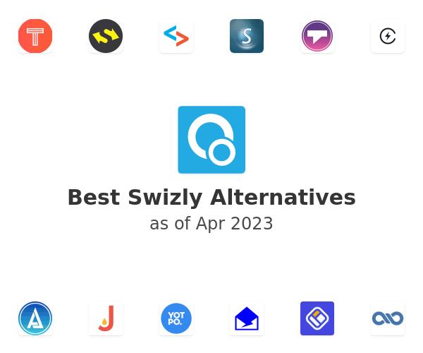 Best Swizly Alternatives