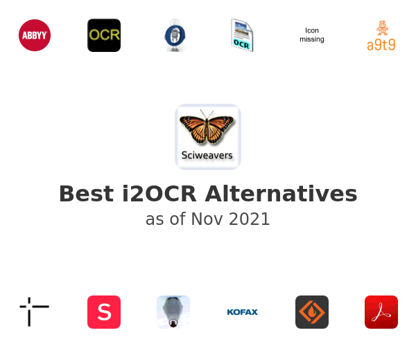 Best i2OCR Alternatives