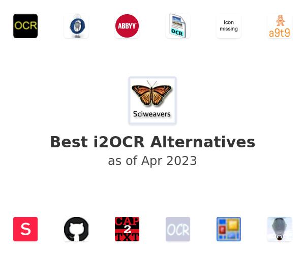 Best i2OCR Alternatives
