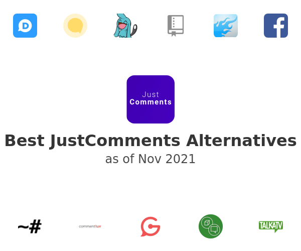 Best JustComments Alternatives