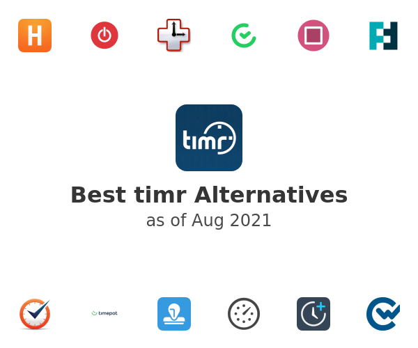 Best timr Alternatives