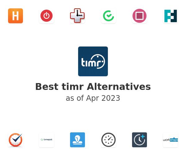 Best timr Alternatives