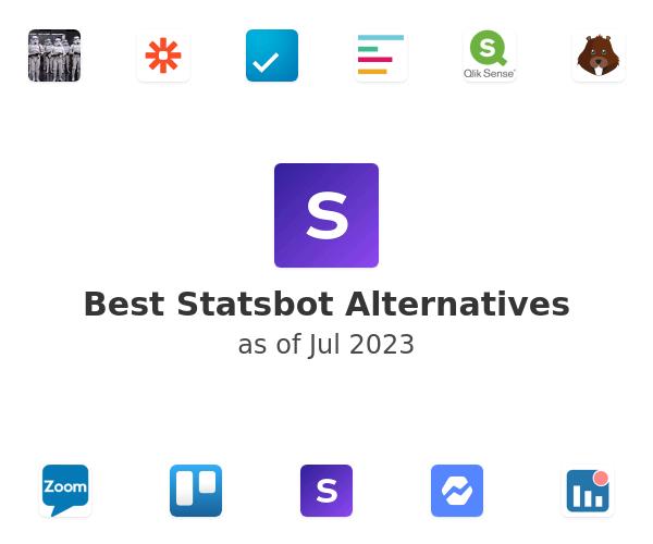 Best Statsbot Alternatives