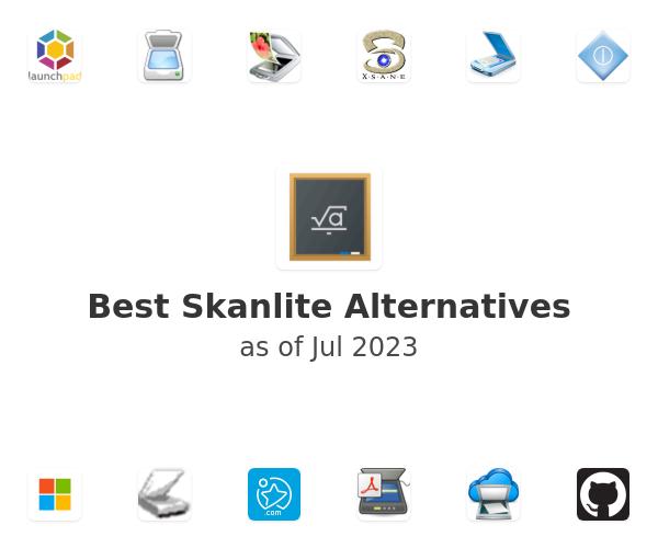 Best Skanlite Alternatives