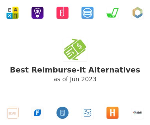 Best Reimburse-it Alternatives