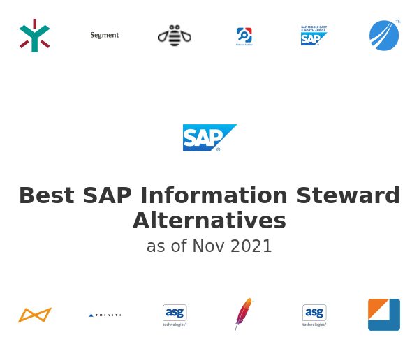 Best SAP Information Steward Alternatives