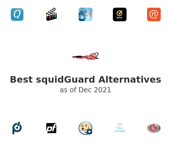 Best squidGuard Alternatives
