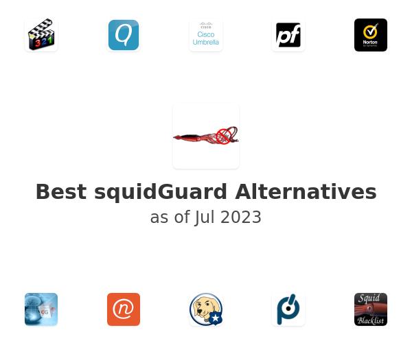 Best squidGuard Alternatives