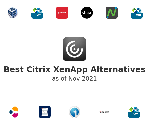 Best Citrix XenApp Alternatives