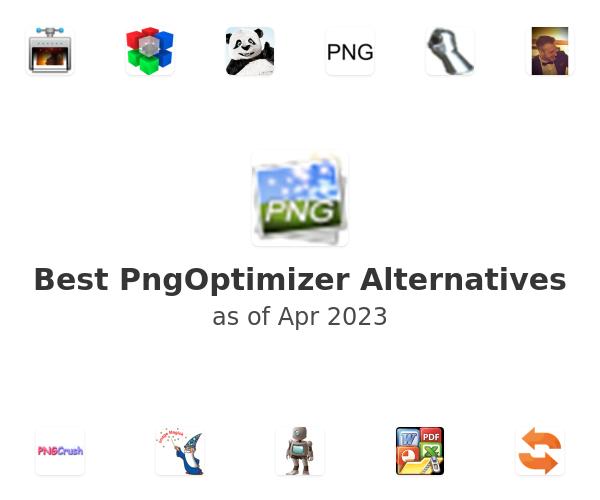 Best PngOptimizer Alternatives