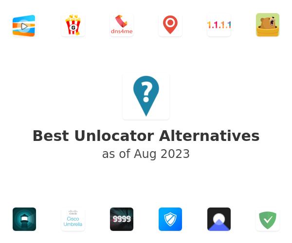 Best Unlocator Alternatives