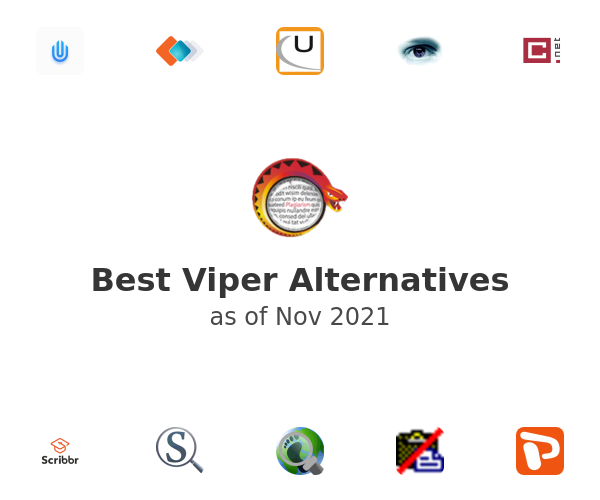 Best Viper Alternatives