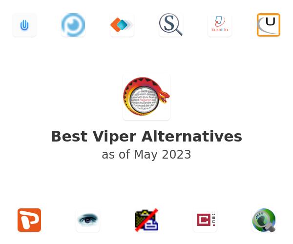 Best Viper Alternatives