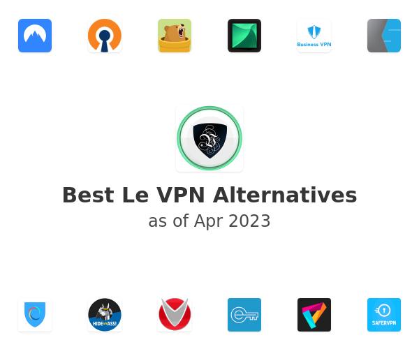 Best Le VPN Alternatives
