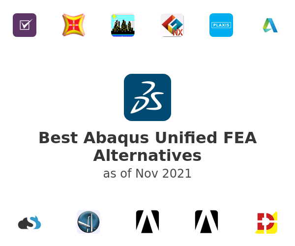 Best Abaqus Unified FEA Alternatives