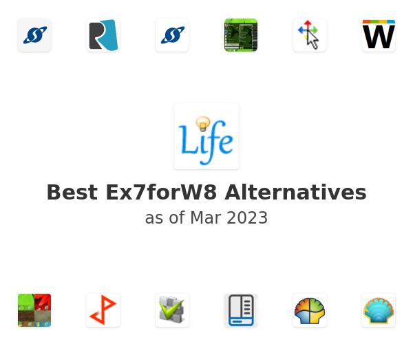 Best Ex7forW8 Alternatives