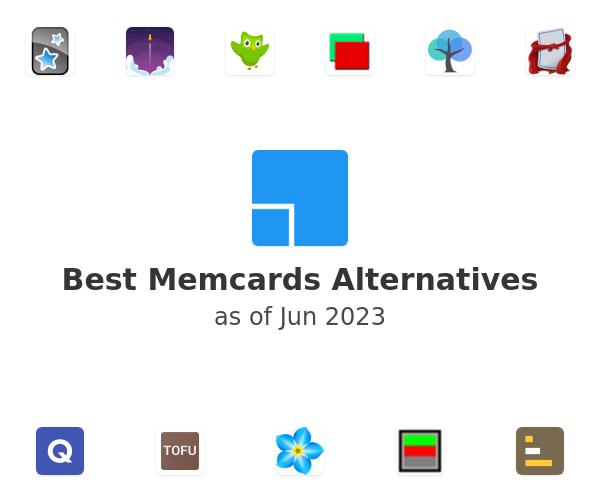 Best Memcards Alternatives