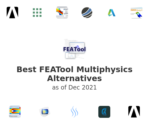 Best FEATool Multiphysics Alternatives