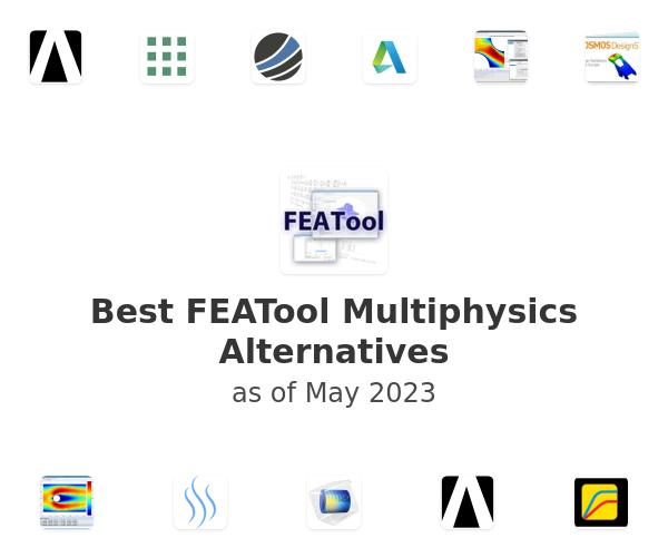 Best FEATool Multiphysics Alternatives