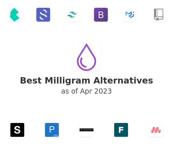 Best Milligram Alternatives