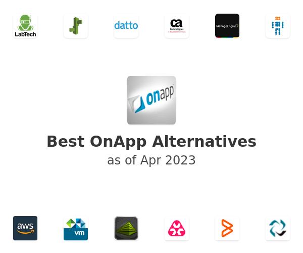 Best OnApp Alternatives