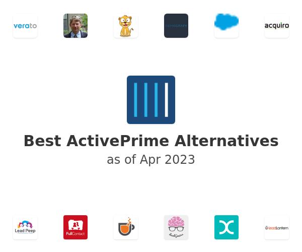 Best ActivePrime Alternatives