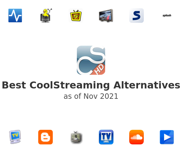 Best CoolStreaming Alternatives
