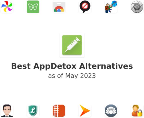 Best AppDetox Alternatives