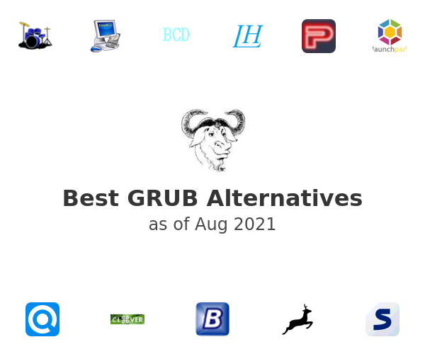 Best GRUB Alternatives