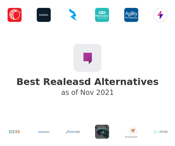 Best Realeasd Alternatives