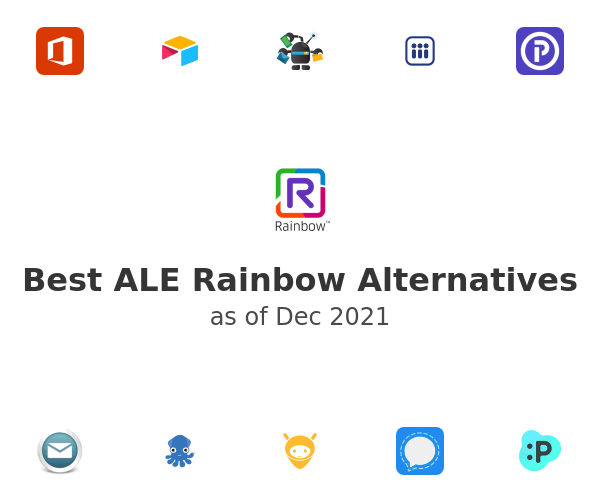 Best ALE Rainbow Alternatives