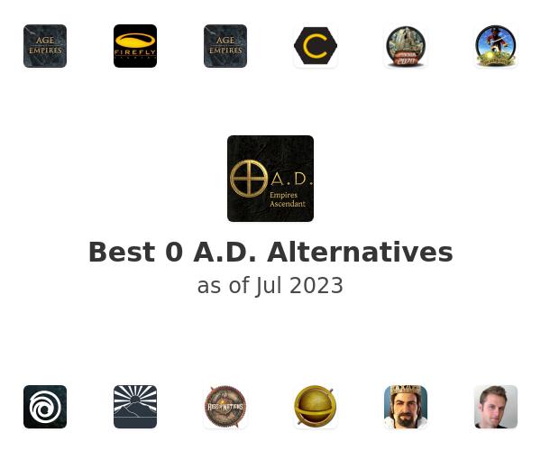 Best 0 A.D. Alternatives