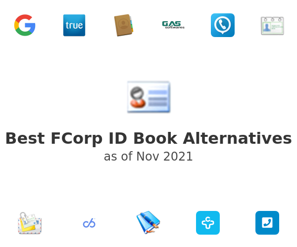 Best FCorp ID Book Alternatives