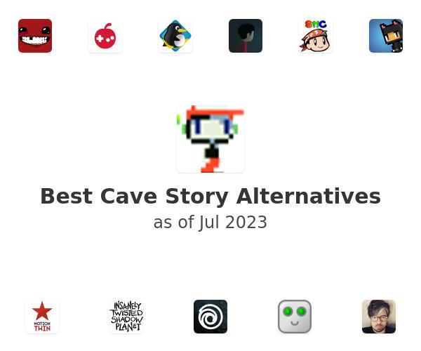 Best Cave Story Alternatives
