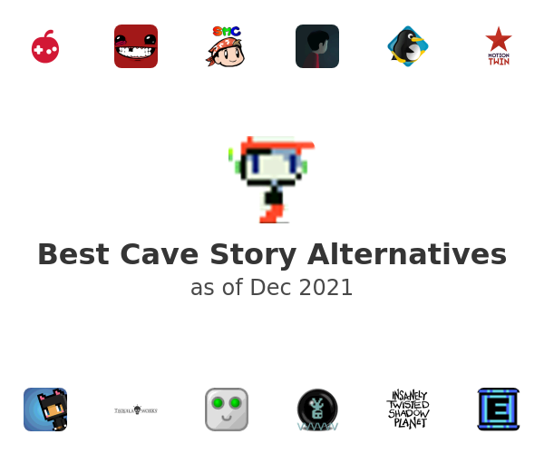 Best Cave Story Alternatives