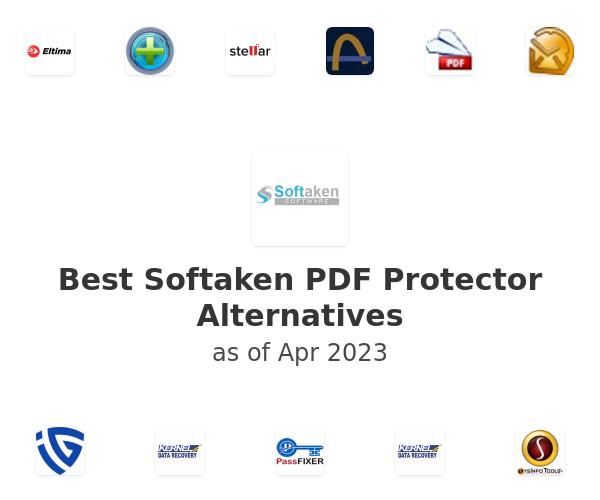 Best PDF Protector Alternatives