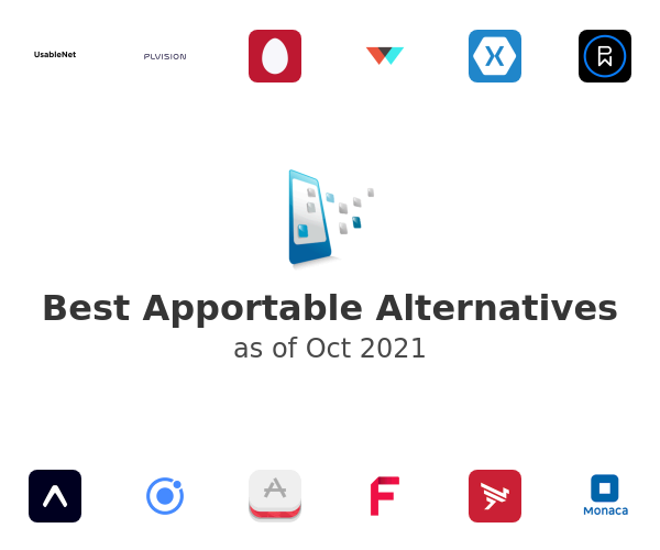 Best Apportable Alternatives
