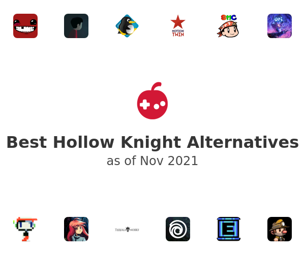 Best Hollow Knight Alternatives