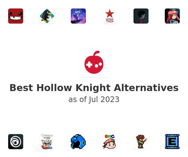 Best Hollow Knight Alternatives