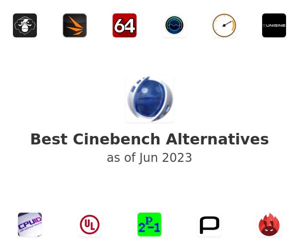 Best Cinebench Alternatives
